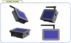 画像2: タッチパネル液晶(4インチ)付オールインワン小型コンピュータ