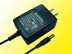 画像1: 小型高信頼ACアダプタ 5V2A コンセント直結型(郵便発送)