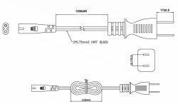 画像4: 小型高信頼ACアダプタ 12V3.8A