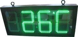 画像2: 大型LED 時計・温度計 4桁 サイズ5〜24インチ 屋内/屋外タイプあり