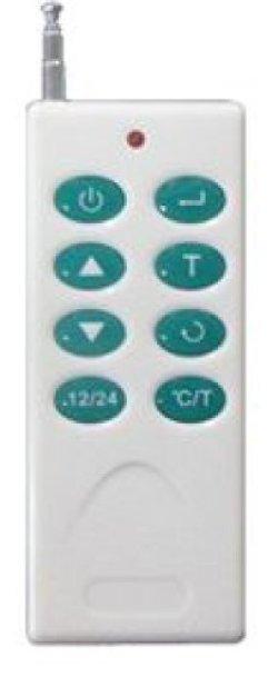 画像3: 大型LED 時計・温度計 4桁 サイズ5〜24インチ 屋内/屋外タイプあり
