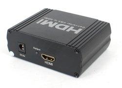 画像2: アナログのPCのVGA画像とオーディオをHDMIに変換 解像度直通式