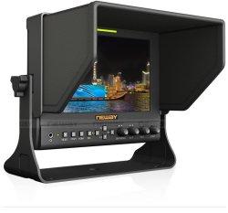 """画像1: IPSパネル7"""" ハイビジョンフィールドモニターSDI,HDMI,タリー,Ypp,VBS in"""