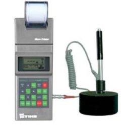 画像1: プローブ分離型リーブ硬度計 Dインパクトデバイス付 プリンタ内蔵 金属ロール対応