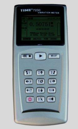 画像1: 高性能 多機能 振動計 感度変更対応