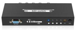 画像2: シリアルデジタル切替器 4対1  3G-SDI , HD-SDI , SD-SDI対応